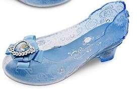 Zapato de niña Sandalia de Cenicienta para Niña
