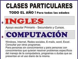 Clases de Ingles e Informatica