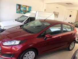 Ford Fiesta Kinetic 1.6 5 ptas año 2017