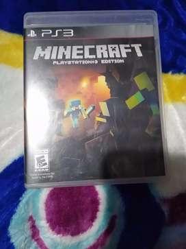 Minecraft para PS3 en español 10/10