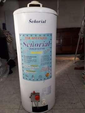 TERMOTANQUE 85 L.SEÑORIAL