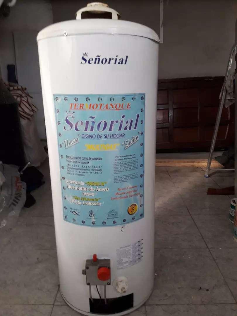 TERMOTANQUE 85 L.SEÑORIAL 0