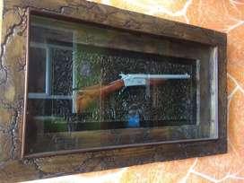 Cuadro de madera exclusivo