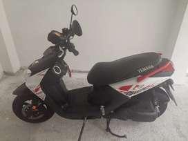 Moto BWS F1 único dueño