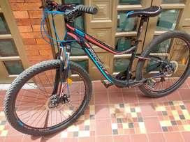 Vendo bicicleta MTB profit