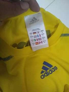 Camiseta Adidas media Maratón Bogotá