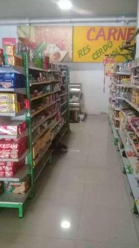Se vende supermercado asadero barato bien ubicado