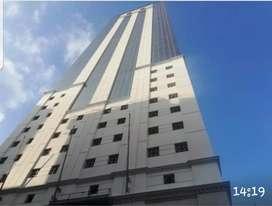 Venta de Oficina en  edificio inteligente de Guayauil, LA PREVISORA. Piso completo de 1.400 m2 con 5 parqueos cubiertos.