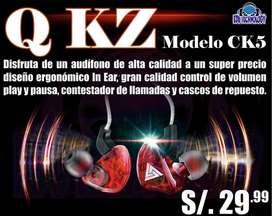 Audífonos QKZ