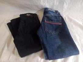 Pantalón jeans niños talla 6