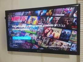 """Televisor Sony Bravia 32"""" NETFLIX"""
