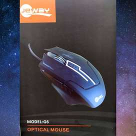 MOUSE GAMER JEWAY