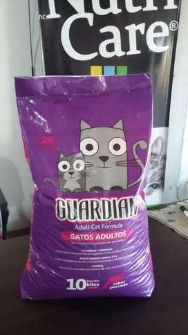 Vendo Alimento para Gatos y Perros