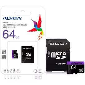 MEMORIA USB PREMIER 64GB Adata