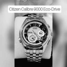 Se vende Reloj Citizen Calibre 9000 Eco-Drive