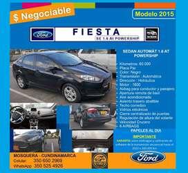 Ford Fiesta Sportback Sedan Se