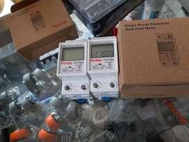 Meddidor de  energía eléctrica  vatimetros