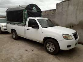 Vehiculo camioneta