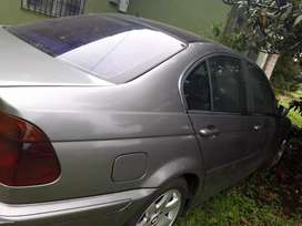 Vendo BMW 318i *negociable*