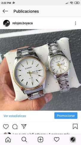 Relojes de pareja