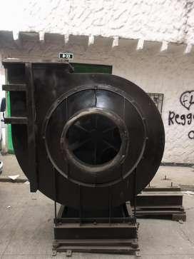 VENTILADOR INDUSTRIAL CENTRIFUGO  diámetro 1,0 metros aproximadamente