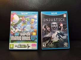 Juegos para la Wii U