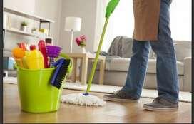 Mantenimiento y limpieza del hogar