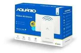 Modem Amplificador De Señal 4g Cpe 4000 Aquario