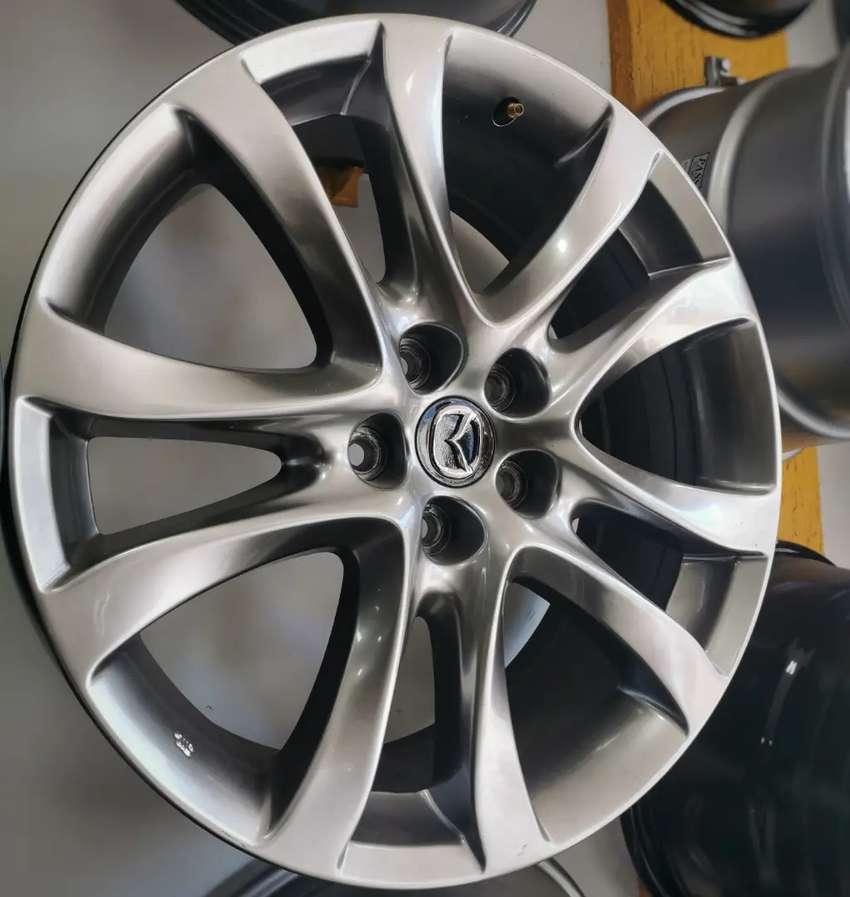 Rines 19 de Mazda 6 originales