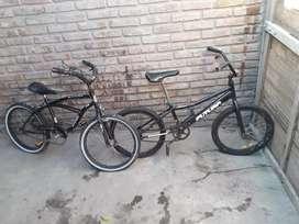Remato dos bicicletas rodado 20