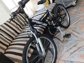 Bicicleta Mountain Bike (Rodado 20) Alpine STK 500