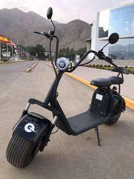 Moto Eléctrica Modelo Harley