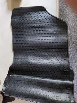 Cibrealfombras de goma Vw Polo y Vw Voyage