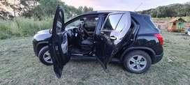 Chevrolet tracker LTZ 2013 79mil km manual, aire acondicionado andando perfecto luces cridled
