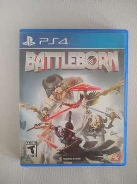 Juego BATTLEBORN para PS4
