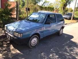 Fiat uno sl 1.4 mod 92