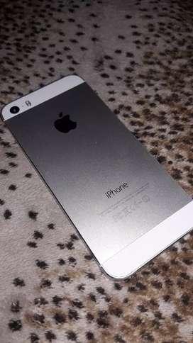 Vendo o permuto iphone 5
