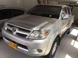 Toyota hilux 2008 4x4 mecanica