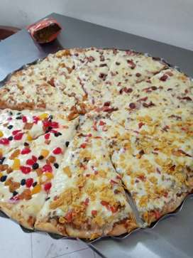 busco  empleo pizzero profesional