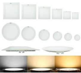 Paneles LED para techos en PVC