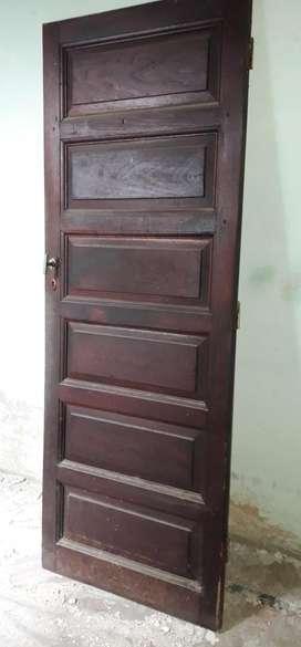 Puertas madera antiguas usadas excelentes DESDE 5000,
