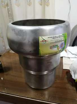 Campana de 6 pulgadas para tubería de aluminio riego.