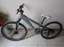 Bicicleta Raleigh Dirty x1/escucho ofertas!!