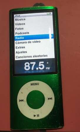 IPod Nano 8 gigas Radio