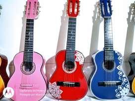 guitarras acusiticas para niños hasta 7 años