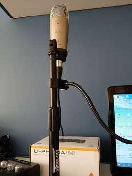 Kit de estudio de grabación