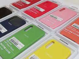 Funda Soft case Original Samsung A50