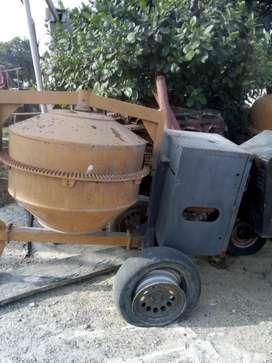 Mezcladora diesel