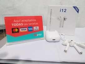 OFERTON Audifonos Bluetooth I12 Tws