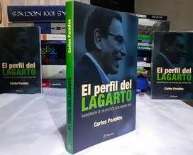 El perfil del Lagarto. Carlos Paredes